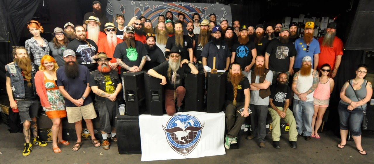 The North American Competitive Beard and Moustache Alliance
